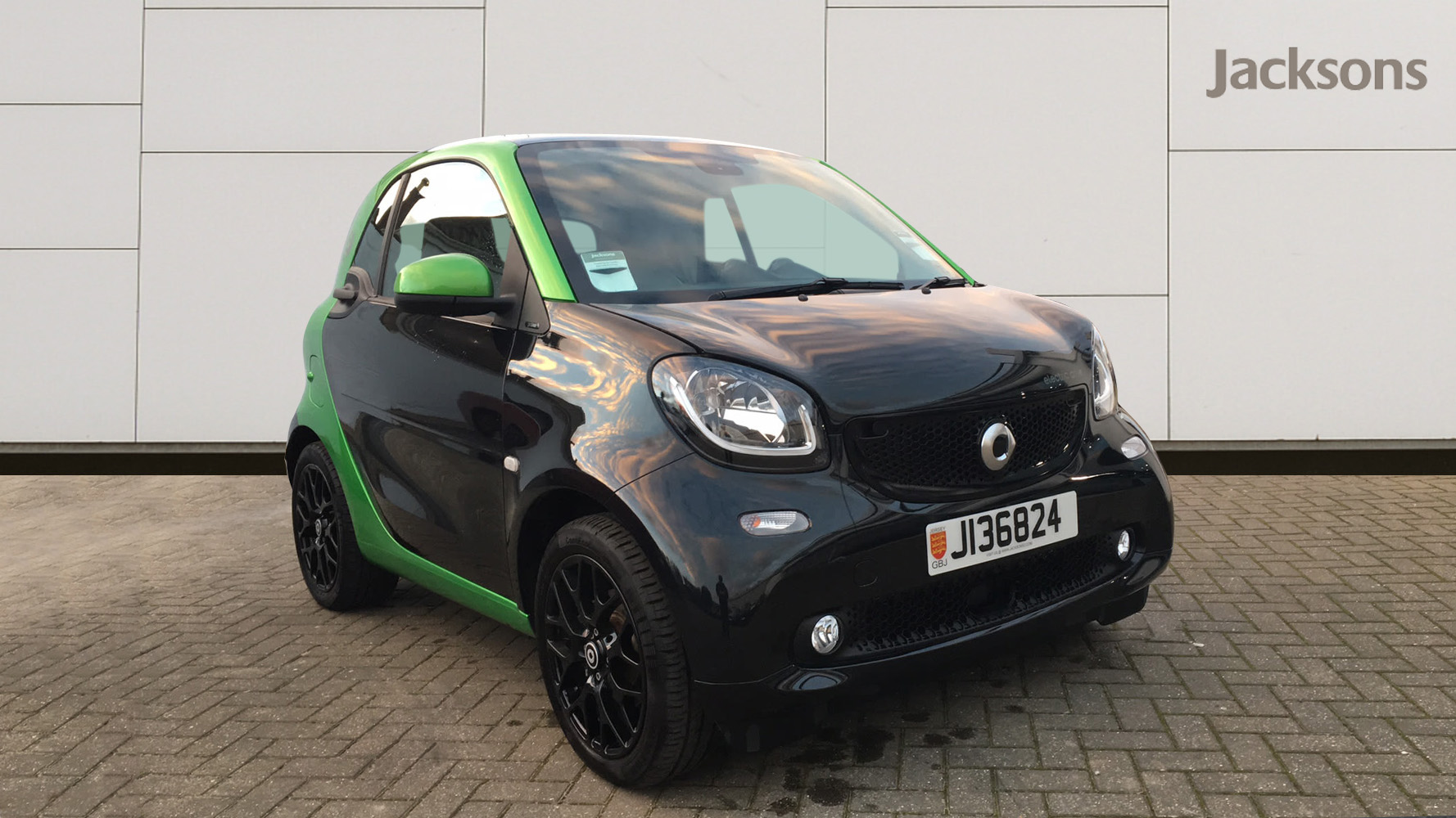 Smart Fortwo 16 995 Key Facts