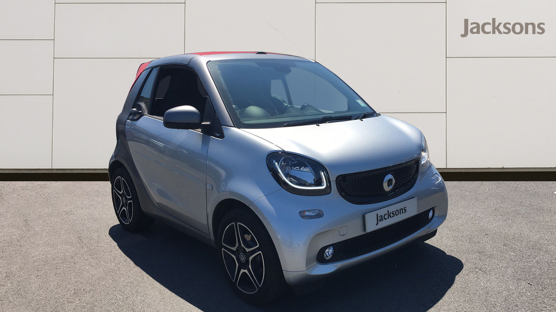 Smart Fortwo 10 995 Key Facts