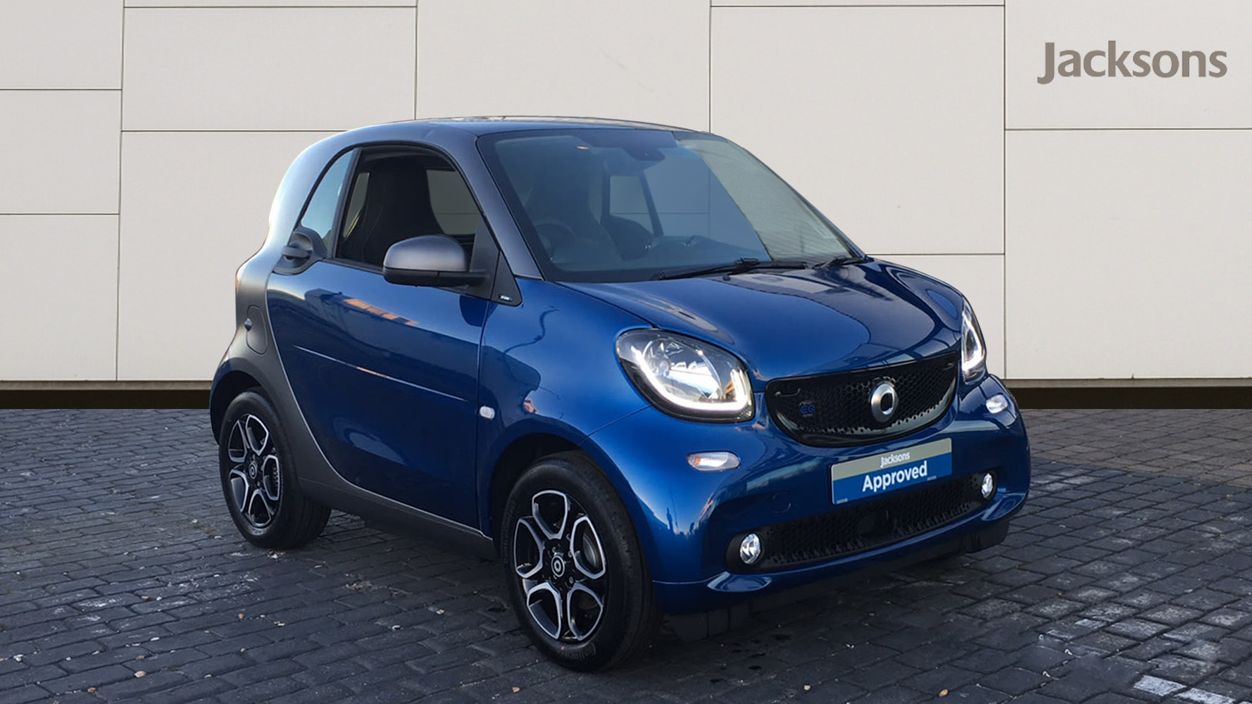Smart Fortwo 19 995 Key Facts