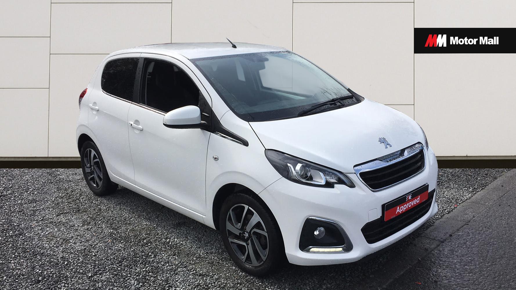 Peugeot 108 - Used Vehicle - Motor Mall CI